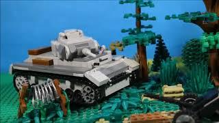 Брестская крепость 2 серия  ★ Лего Андрей