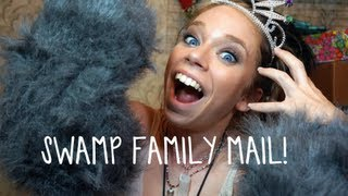 SWAMP FAMILY MAIL!