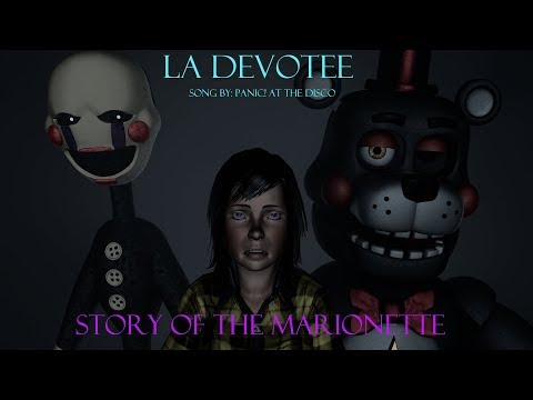 [FNAF/SFM/] LA Devotee By Panic! At The Disco
