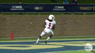 EWU Football Highlights vs. UC Davis (Oct. 7, 2017)