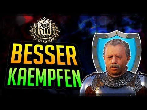 Kingdom Come Deliverance KAMPF SKILLEN - Besser kämpfen in KC Deliverance
