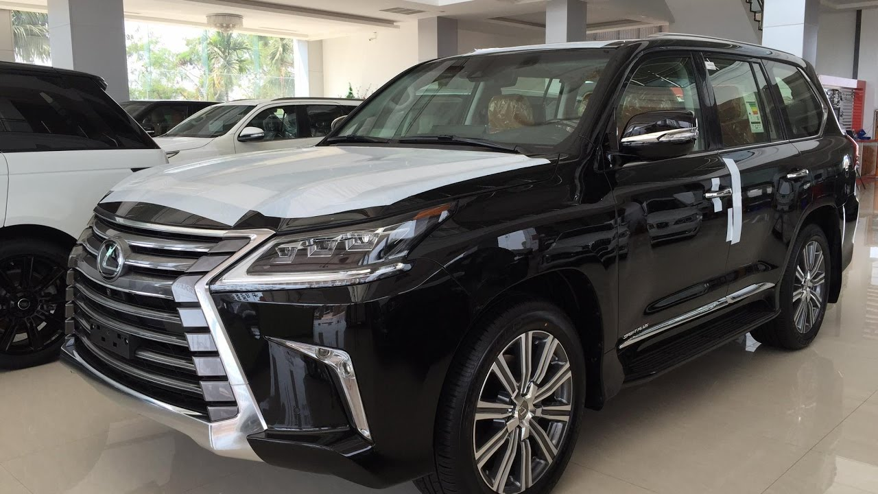 Lexus Lx 2018 Interior >> New 2017-2018 Lexus LX570 SportPlus Brief Review - YouTube