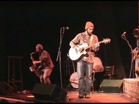 "Elmwood - ""Snakebite"" - Live At Radio Woodstock  - 2/5/10"