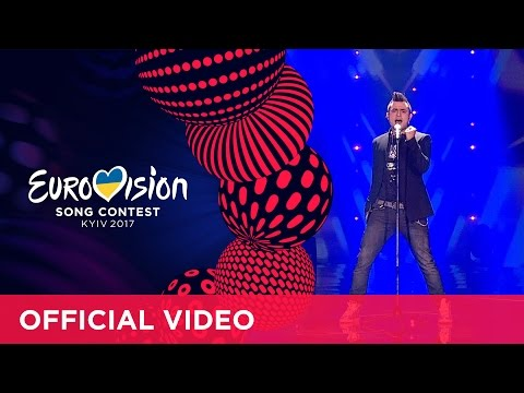 Omar Naber - On My Way (Slovenia) Eurovision 2017 - Official Video