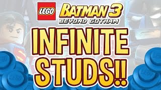 LEGO Batman 3 - Infinite Studs!!