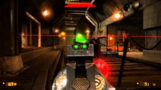 Black Mesa Source - Walkthrough - On A Rail