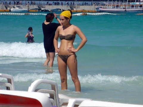 Trip to Bangkok Part 9 | Tawaen Beach - Ko Lan Island | Pattaya | Amzing Thailand