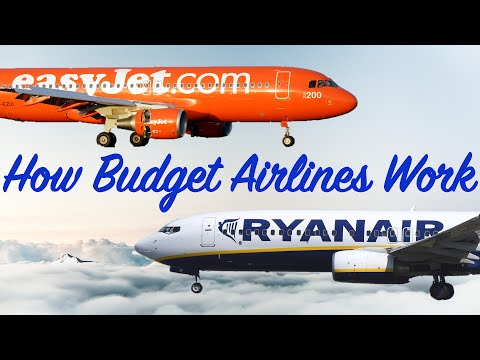 How Budget Airlines Work
