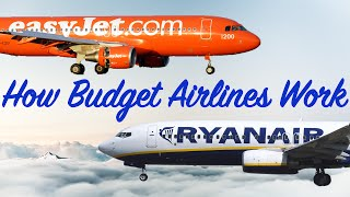 How Budget Airlines Work by : Wendoverproductions