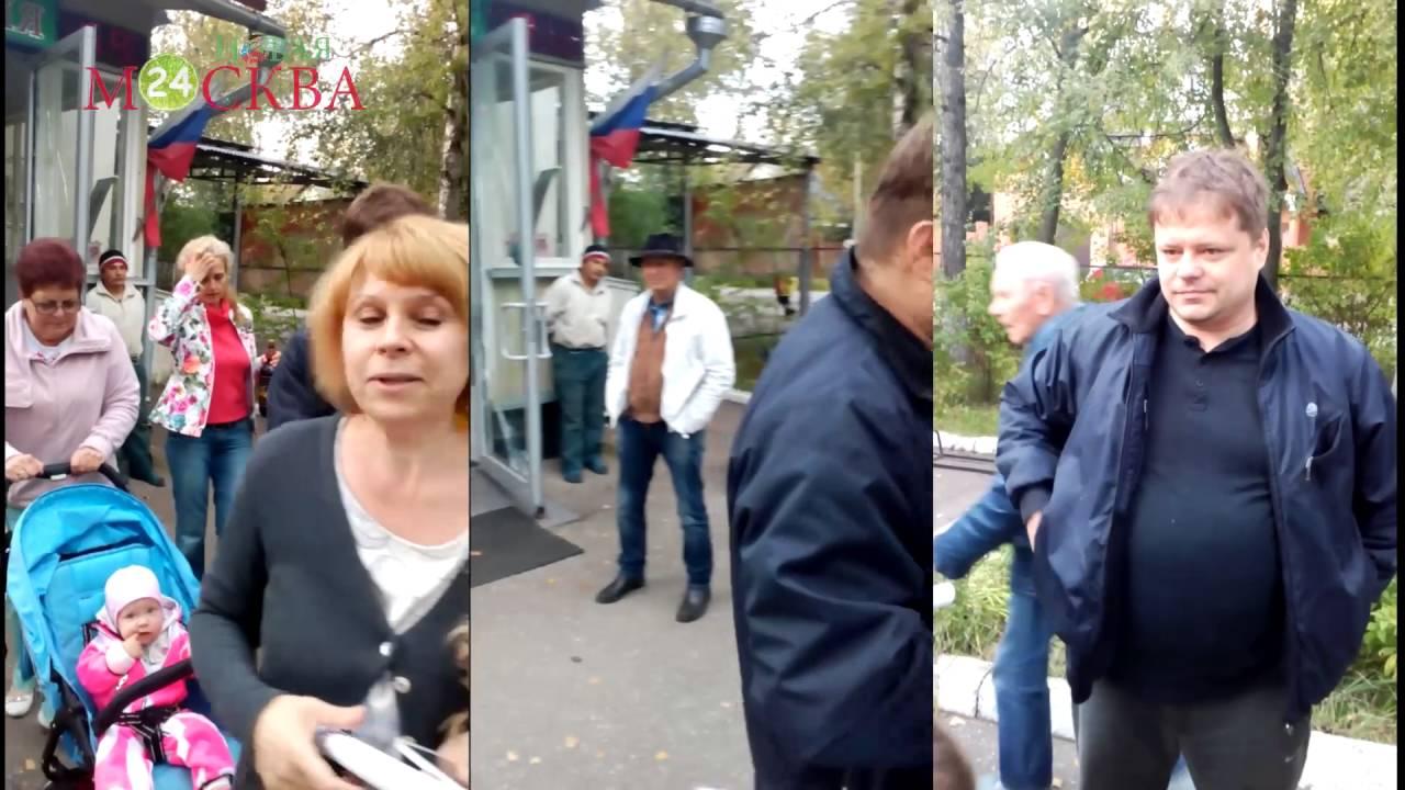 Рейдеры атакуют дачи в ТиНАО Новой Москвы