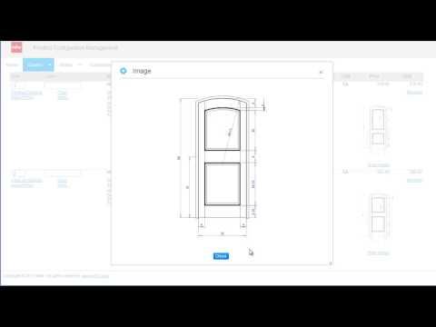 Infor LN Product Configurator Management (PCM) Demo
