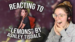 Baixar Reacting to Lemons By Ashley Tisdale