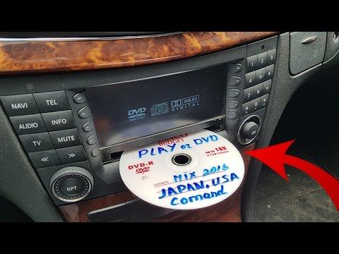 Записываем DVD диски для Японских Команд / Японский команд воспроизведение DVD фильмов - Руководство