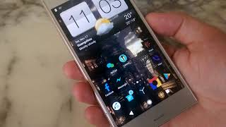 Sony Xperia XZ1 review, late 2018