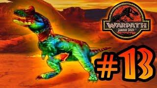 Dilophosaurus Warpath Jurassic Park (PS1) Ep 13 [ Jurassic Park Month ]