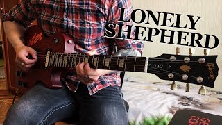 Gheorghe Zamfir The Lonely Shepherd guitar cover ost Kill Bill.mp3