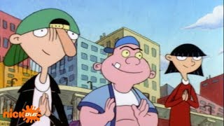 The Legend of Wheezin' Ed | Hey Arnold | NickSplat