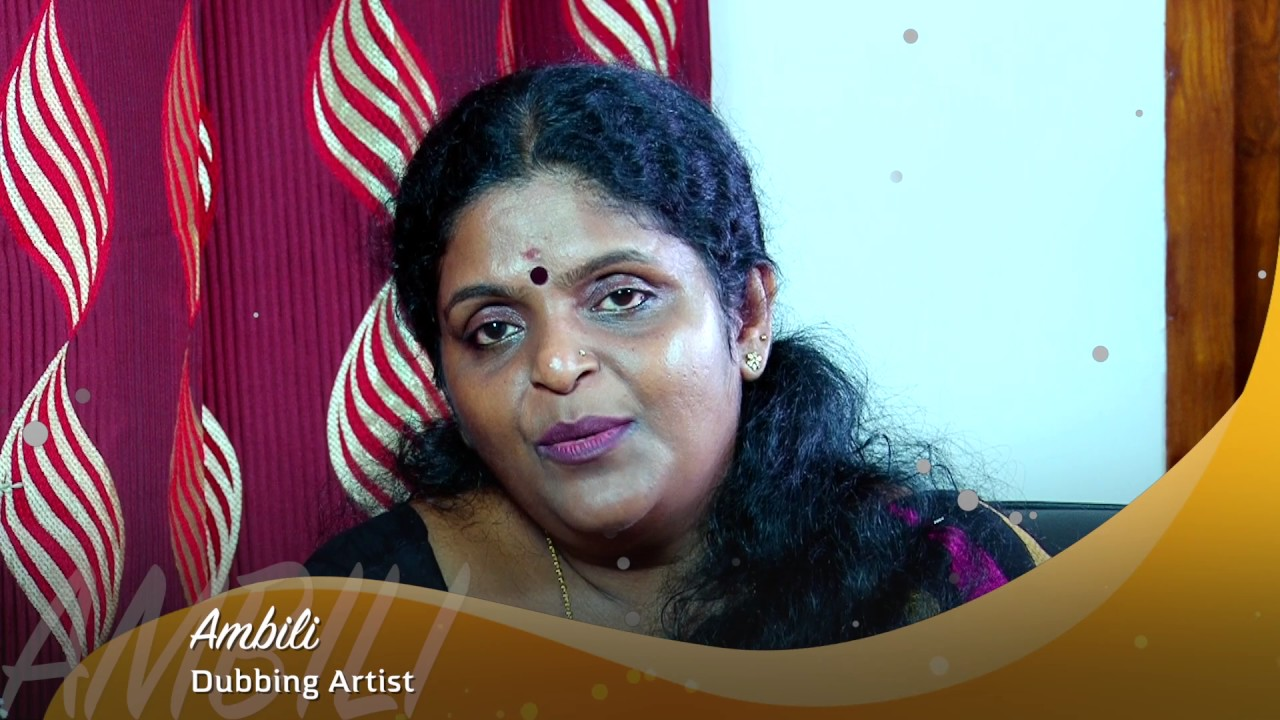 Wishes for keralaexpress tv by Ambili (Dubbing Artist)