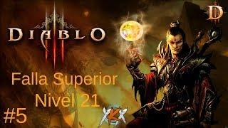 DIABLO III: REAPER OF SOULS - VOLVEMOS CON NUEVA FALLA!!
