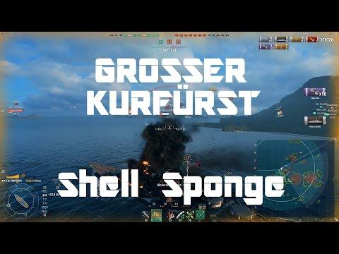Großer Kurfürst - Shell Sponge [235k damage]