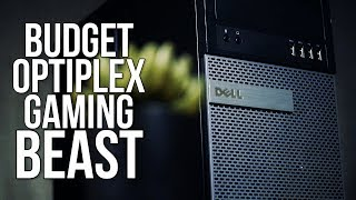 PC Gaming On a Budget! | Dookie's Dell Optiplex Build