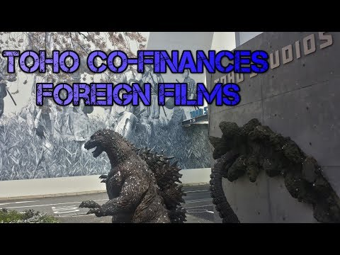 TOHO TO CO-FINANCE FUTURE GODZILLA FILMS WITH HOLLYWOOD AND CHINA
