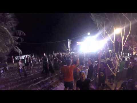 Fun Beach Festival 2016 - Coco Beach Camp - Gopro 3+ Full