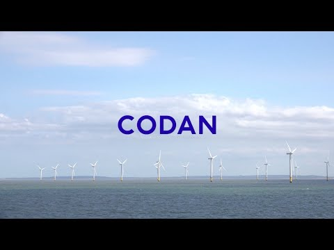 Codan | Reducing the cost of offshore wind through risk improvement