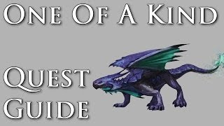RSQuest: One Of A Kind - Quest Guide Runescape RS3