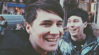 thank you for being my best friend ↬ dan and phil