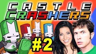 KILLING EVERYONE - Castle Crashers - Part 2