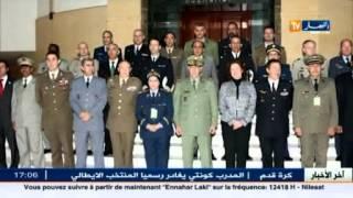 """الجزائر: إنعقاد الإجتماع الثاني و العشرون للجنة المديرة لمبادرة"""" 5+5 دفاع"""""""