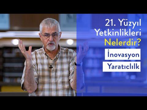 Prof. Dr. Erhan Erkut / 21. Yüzyıl Yetkinlikleri - İnovasyon, Yaratıcılık