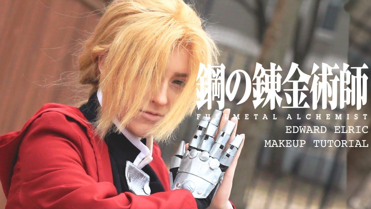 Fullmetal Alchemist Edward Elric/'s Cosplay Wig