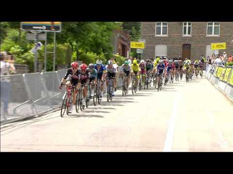 Baloise Belgium Tour 2021: Stage 4, Last km