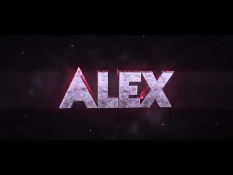 Free To Use Intos On Alex U Can Change The Name To Your Channel