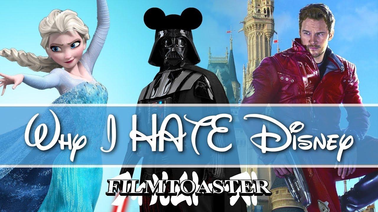 72769f417e8 Reasons Why I HATE Disney™   The Original Rant - YouTube