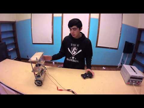 Duncan R - Self-Balancing Robot Final Video (Main Project)