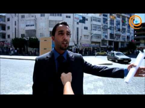 زمن برس: البطالة في فلسطين
