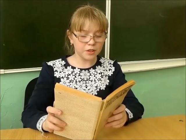 Изображение предпросмотра прочтения – АнастасияКойнова читает произведение «Крохотки. Лиственница» А.И.Солженицына
