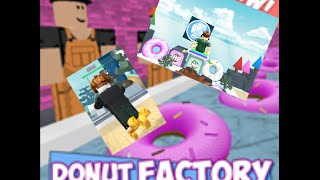 Riding a Magic Carpet and Seeing a Golden Scooter! | Donut Tycoon Roblox!!!!