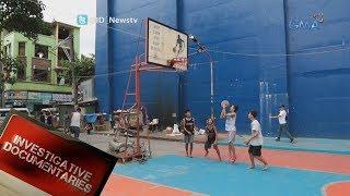 investigative documentaries pagtatayo ng basketball court sa gitna ng kalsada ipinagbabawal