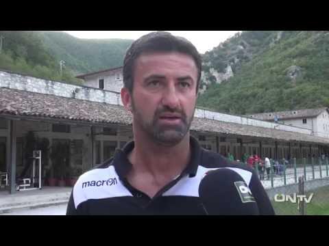 ONTV: Christian Panucci post TERNANA CASCIA (9-0)