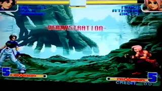The King Of Fighters 10TH Anniversary UNIQUE II