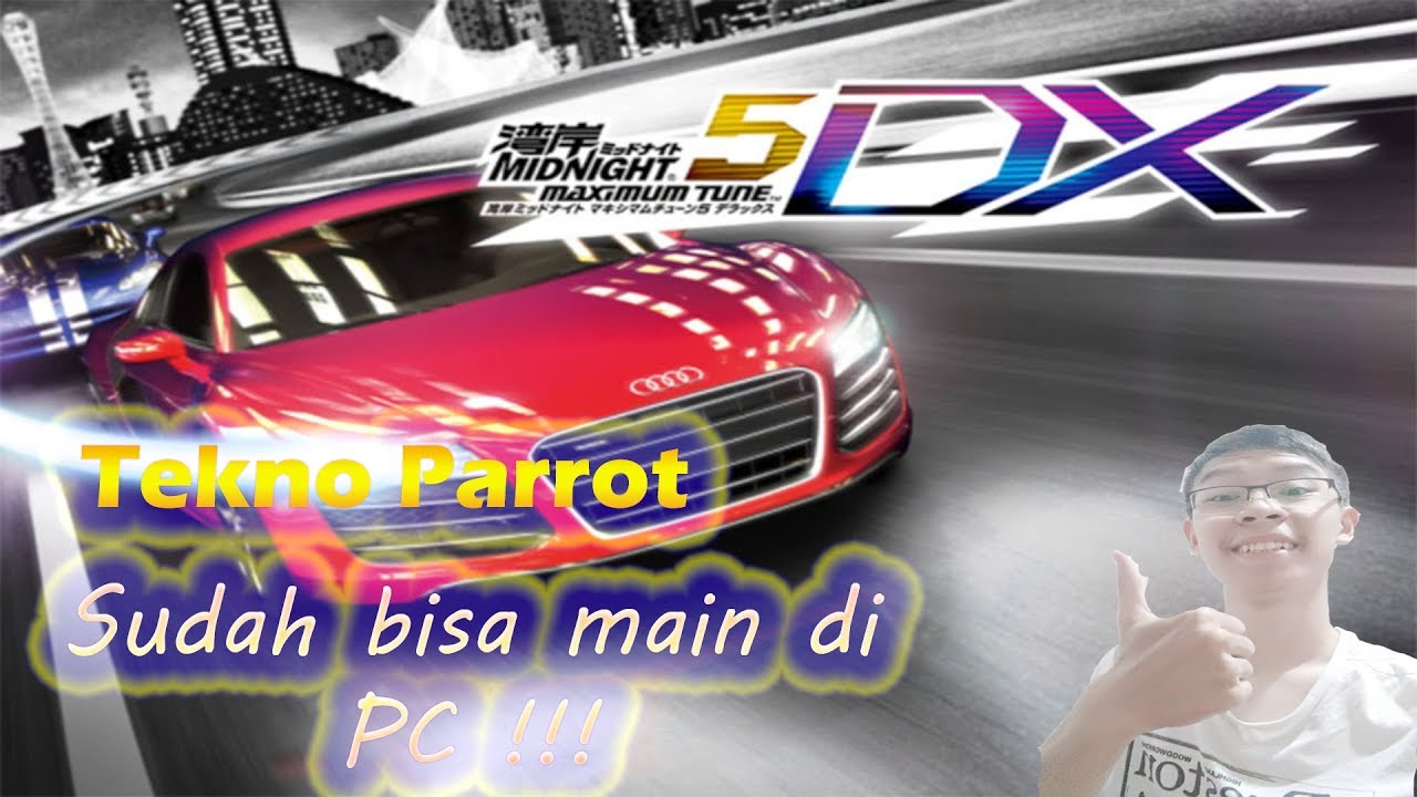 Wangan Midnight Maximum Tune 5 - WMMT5 Sudah Bisa Dimainkan di PC Guys !  Gaperlu Ke Mall Lagi Deh :D