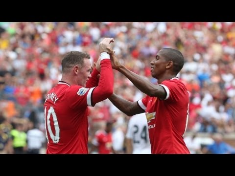 Manchester United vs Real Madrid [3-1] • All Goals & Highlights • 2014/15 Pre-Season Friendly ||HD||