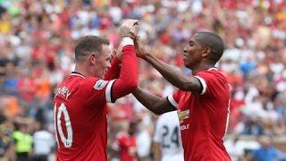 Manchester United vs Real Madrid [3-1] • All Goals & Highlights • 2014/15 Pre-Season Friendly ||HD||
