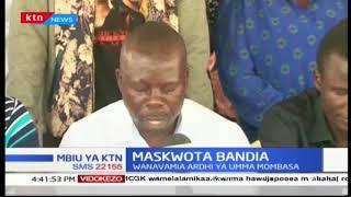 Maskwota bandia wanavamia ardhi ya umma Mombasa