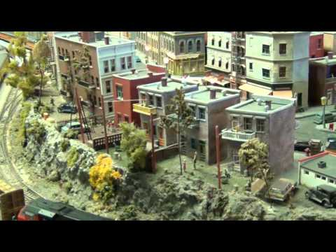 Montreal Miniature Train Expo Oct 2011.wmv
