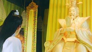 【小Q】玉皇大帝来到凡间游玩,看到自己的神像后,脸瞬间就绿了《天帝传说》
